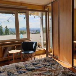 Kompletne vybavený byt v tichej oblasti Vlčince