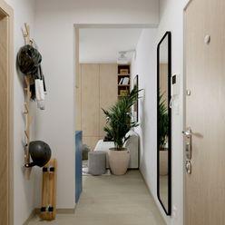 Bývajte zdravo! Na predaj 1-i byt (č.28/4.poschodie) v novostavbe s rekuperáciou