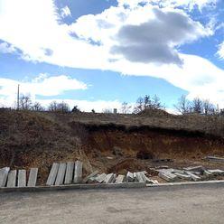 Stavebný pozemok Dolná Mičiná