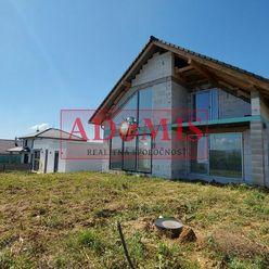 ADOMIS - Predám 6,5-izbový 2-podlažný dom, 745m2,kompletne dokončený,Vínna ulica, Košice - Krásna, N