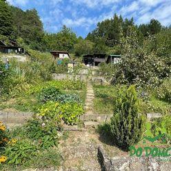 REZERVOVANÉ Záhrada so záhradnou chatkou v Banskej Bystrici, časti Fončorda