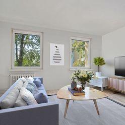REALNESS- Priestranný slnečný  4,5-izbový byt v pokojnej  lokalite Ružinova
