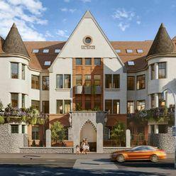 ''Tostov palác'' 4 - izbový byt s vlastným pozemkom