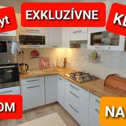 EXKLUZÍVNE -Predaj - 1-izbový byt Kežmarok, Juh, s balkónom 38 m2