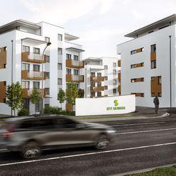 BYTY SOLIVARSKÁ - novostavba 3-izbového bytu v cene od 192.000 Eur