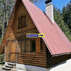 Chata na predaj Martin Stráne, po rekonštrukcii, prístup autom ku chat