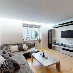 Priestranný 3-izbový byt s krásnym vnútroblokom
