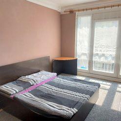Priestranný 2-izbový byt vo výbornej lokalite, Plzenská ulica