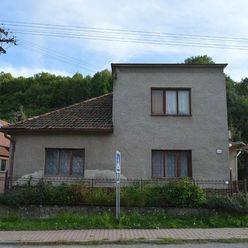 Predáme rodinný dom s garážou v obci Hronský Beňadik