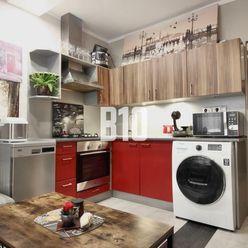 Rezervované - KOMPLETNE ZARIADENÝ 1 izbový byt na Klokočine