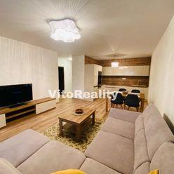 Lukratívny 2-izbový byt v novostavbe v centre mesta, terasa aj garážové státie