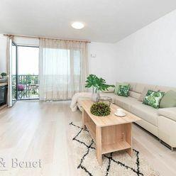 Arvin & Benet   Moderný 1i byt v novostavbe Nuppu s balkónom a pekným výhľadom