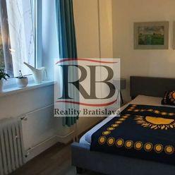 na prenájom 2 izbový byt v úplnom centre Bratislavy - Staré Mesto, Vysoká ulica