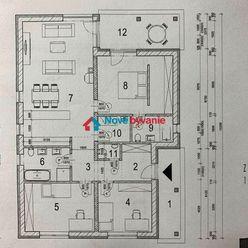 N024-12-MAHO - Novostavba rodinného domu ,,Nové Mokrance'' rozloha pozemku 580m2