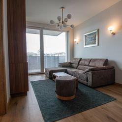 Nadštandardný 2 izbový byt na prenájom v centre mesta Poprad