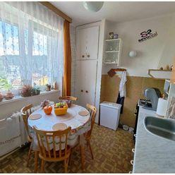 DOHODA MOŽNÁ - 2 izbový TEHLOVÝ byt, SLIAČ, Balkón, okres Zvolen