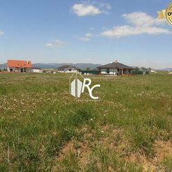 Slnečné stavebné pozemky, 750-1200 m2, Turčiansky Michal
