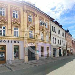 Obchodné priestory v absolútnom centre mesta Banská Bystrica