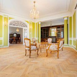 Exkluzívny 4,5-izbový byt v historickej vile na Palisádach
