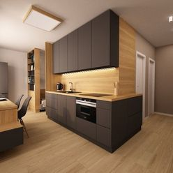 1izbový byt s výťahom Novostavba bytový dom Kunerad