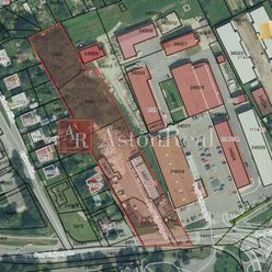 EXKLUZÍVNE: Závod Zberných surovín Bardejov, 9134 m2