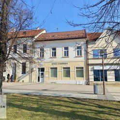 Predaj historická budova, 650 m2, Reštaurácia, Kancelárie, Sklady, Námestie slobody, Prievidza