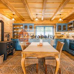Ponúkame na predaj rozprávkovo zrekonštruovaný vidiecky rodinný dom vo Vrbovciach