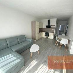 Na prenájom pekný zariadený 2 izbový byt 67 m2 + súkromné státie pre auto, novostavba West, Galanta.