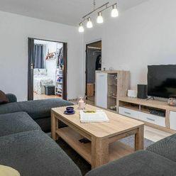 BEST REALITY – Rezervované - pekný byt s výhľadom na Smolenický zámok