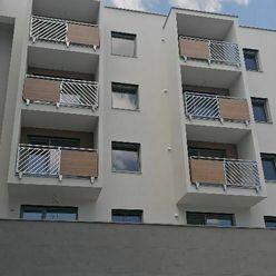 Na predaj novostavba, 1 izbový byt v objekte Gradus, dokončený, s kuchynskou linkou a so spotrebičmi