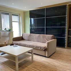 Na prenájom 1 izbový byt, Bratislava, Nové Mesto, Kramáre, Guothova ul.