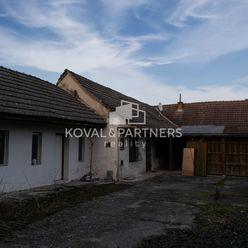 Ponúkame Vám na predaj rodinný dom v obci Štefanov