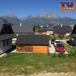 POSLEDNÉ Tatranské domy na predaj vo Vysokých Tatrách.