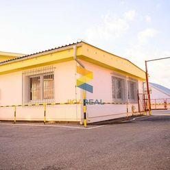 JKV REAL   Ponúkame na prenájom obchodne priestory v Prievidzi