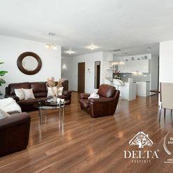 DELTA | Zariadený 5 izbový mezonet, Nevädzova - Ružinov, OC RETRO, 170 m2