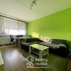 Pekný 2,5-izbový byt po čiastočnej rekonštrukcii vo vyhľadávanej lokalite v Nových Zámkoch