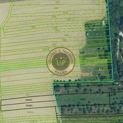 NA PREDAJ: Orná pôda na Myjave 1069m2   ulica Staromyjavska