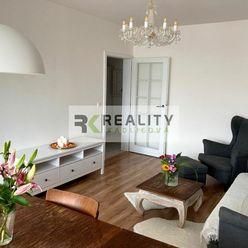 Krásny, kompletne zrekonštruovaný a zariadený 4-izbový byt, Landauova