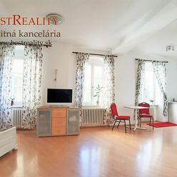 1 izbový byt na prenájom v Historickom centre Bratislavy, Ventúrska ul. www.bestreality.sk