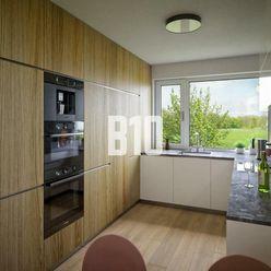 Novostavba- Pozemok až  873 m2- Nitra