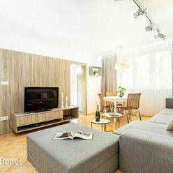 Arvin & Benet | Útulný a štýlovo zariadený 3i byt