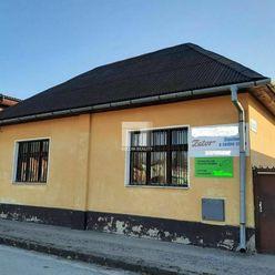 Rodinný dom na bývanie aj podnikanie, Martin - Centrum