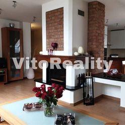 Nadštandardný veľkometrážny 3-izbový byt na Vajanského ulici
