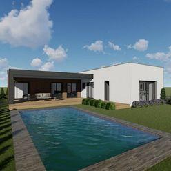 Novostavba - Rodinný dom Prievidza ul. Na karasiny, poz. 704 m2