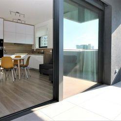 PRENÁJOM - Moderný 3-izbový byt s terasou v novostavbe Tehelné pole