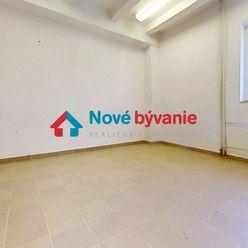 Na prenájom sklad 41 m2 Banská Bystrica - Zvolenská cesta