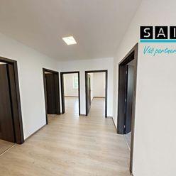 Skolaudovaný .Veľký trojizbový byt ,B, 96m2 s terasou 9m2. 3D obhliadka