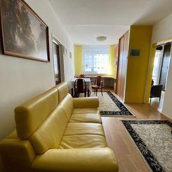 Ponúkame PRENÁJOM šikovného 3 izbového bytu, zariadený, loggia, klimatizácia, Wolkrova ulica