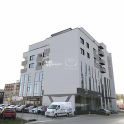 NOVOSTAVBA_1 izb. byt ''510'' s balkónom /36m2/ širšie CENTRUM - ŽILINA
