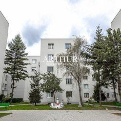 ARTHUR - SUPER CENA byt pri VIVO : okamžite voľný - 2 izb. byt Vajnorská ul.